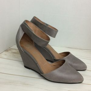 Jeffrey Campbell Tatum Wedge pointed toe